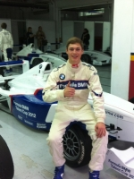 Formula BMW Talent Cup Sichtung in Valencia 2011